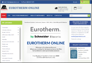 Eurotherm On Line